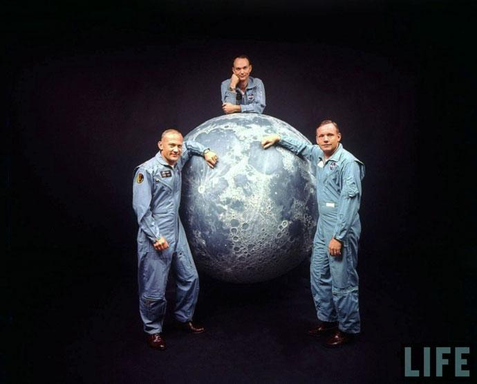 astronauts apollo 11 - HD2547×2048